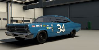 AC VGN Ford Fairlane Beta