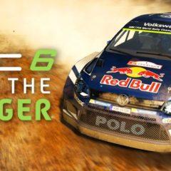 WRC6: Face the Danger trailer