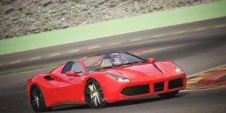 AC 2015 Ferrari 488 GTS Spider v1.01