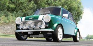 AC Rover Mini Cooper 1.3i v0.3e