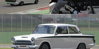 AC Lotus Cortina Race v.1.0