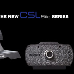 Megérkezett az új Fanatec CSL Elite Series!