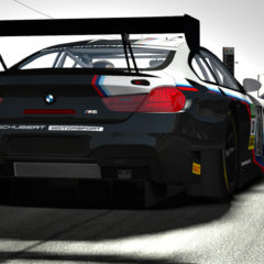 rF2 BMW M6 GT3 előzetes képek