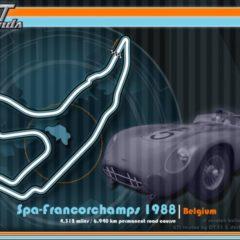 GTL Spa-Francorchamps 1988 v2.2