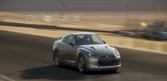 PC Nissan GTR SpecV 2009 v1.50