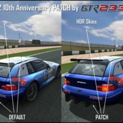 GTR2 10th Anniversary PATCH v3.0