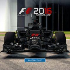 F1 2014 2016 Season Mod (Monza)