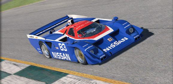 iRacing Season 4 Patch 2 és Nissan GTP ZX-Turbo