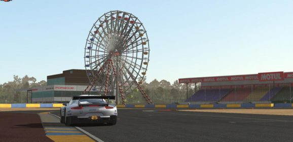 rF2 Le Mans Bugatti v1.0