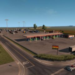 ATS Coast to Coast Map v1.9