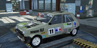 AC Renault 5 Alpine Coupe v1.3