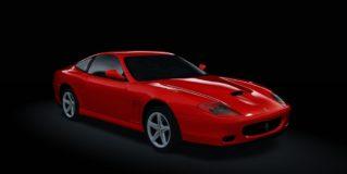 AC STS Ferrari 575M Maranello+GTC