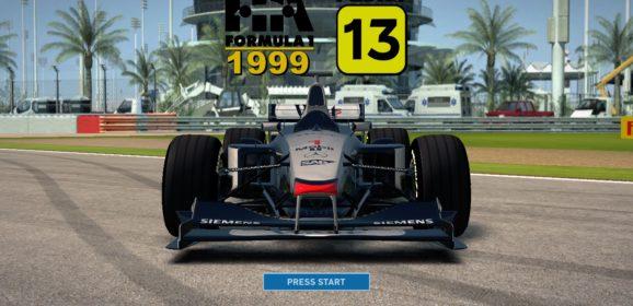 F1 2014 MOD 1999 v0.9