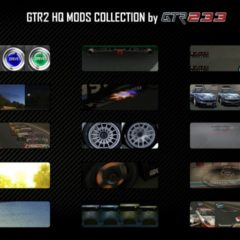 GTR2 HQ MODS COLLECTION v1.5