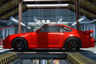 AC Porsche 911 (993) Turbo