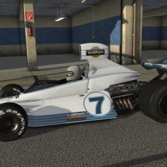 rFactor2 Brabham BT44B 1975 kipróbálható