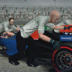 F1 2014 2016 Season Mod Mexico 2016