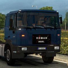 ETS2 Roman Diesel v0.5
