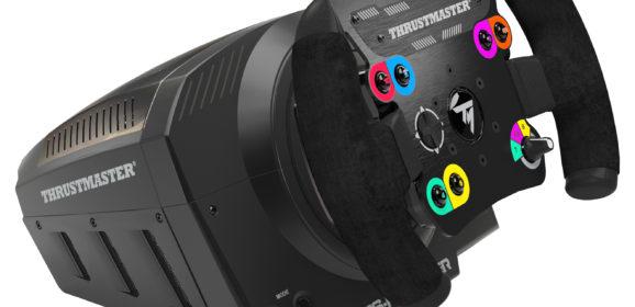 Thrustmaster TS-PC Racer Wheel bejelentve
