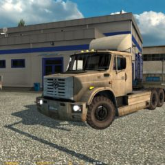 ETS2 ZIL 4421 Off-Road
