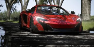 AC 2015 McLaren 675LT Spider + Roof On v1.6