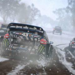 Megérkezett a Forza Horizon 3 Blizzard Mountain DLC