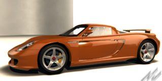 AC Porsche Carrera GT v1.10.2