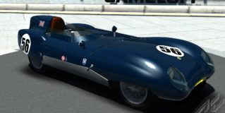 AC 1956 Lotus Type 11 v1.10.2