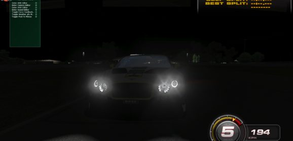 rF2 Bentley Continental GT3 képek
