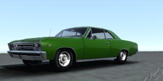 AC 1967 Chevrolet Chevelle SS 3in1 Pack v1.11