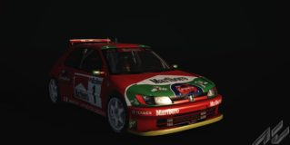 AC Peugeot 306 Maxi KitCar v1.11