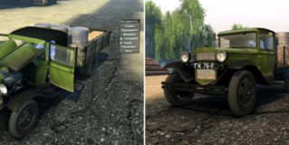 Spintires GAZ MM 1940