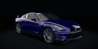 AC 2013 Nissan GTR Premium v1.11