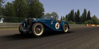 AC MG MGTC Vintage Sports Car v1.12