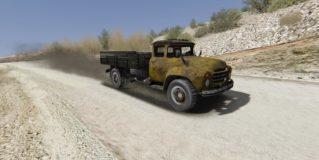 AC SVX Old Truck