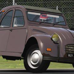 AC 1966 Citroën 2CV v1.12