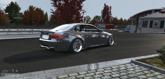 AC BMW M3 E92 GTS v1.12