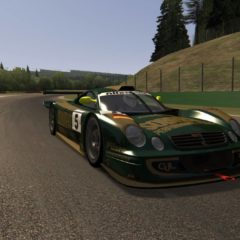 AC WEC Mercedes Benz CLK LM v1.13