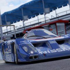 Project CARS 2 Nissan GTP ZX-Turbo kép