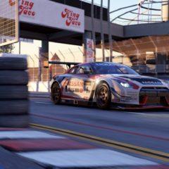 Project CARS 2 Nissan GT-R bemutató