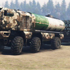 Spintires KamAZ 63968 Typhoon