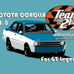 GTL Toyota Corolla E-30 v2.0