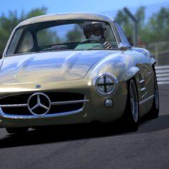 AC Mercedes 300SL+Race Version Pitone-Edition