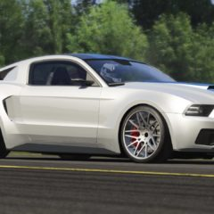 AC Need For Speed The Movie Ford Mustang v0.98