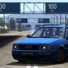 AC Audi Avant RS2 v1.13