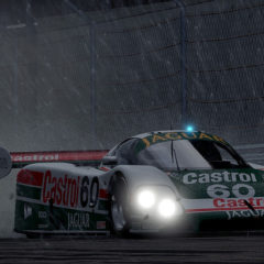 Project CARS 2 Jaguar XJR-9 bemutató