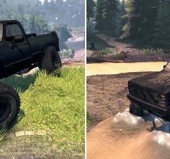 Spintires GMC Sierra 2500