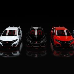 AC Honda Civic Type-R 2015 v1.14