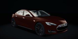 AC 2017 Tesla Model S P100D v1.14
