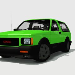 AC 1992 GMC Typhoon Stock+Drift v1.14